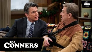 Dan and The Lawyer - The Conners