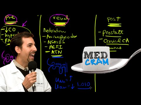 Acute Renal Failure Explained Clearly by MedCram.com | 3 of 3 from YouTube · Duration:  16 minutes 39 seconds