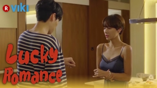 Video Lucky Romance - EP 4 | Hwang Jung Eum in Lingerie Trying to Seduce Ryu Jun Yeol at a Hotel download MP3, 3GP, MP4, WEBM, AVI, FLV April 2018