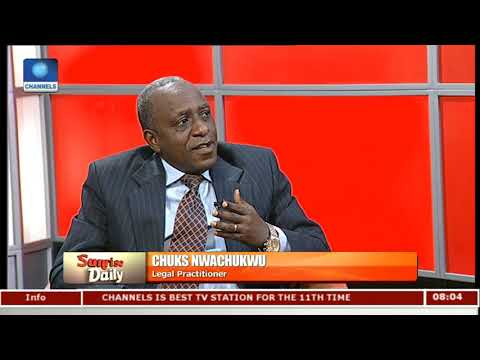 Military Operation In Abia An Act Of Terrorism - Legal Practitioner Pt 1 | Sunrise Daily |