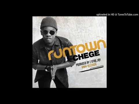 Chege-Run town Audio
