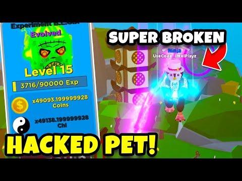 using-hacked-pets!- -ninja-legends