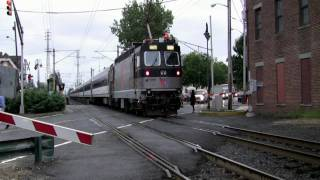 New Jersey Transit Action - Middletown & Red Bank, NJ