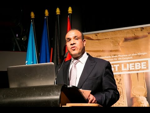 Badr Ahmed Mohamed Abdelatty (Ambassador of Egypt to Germany)