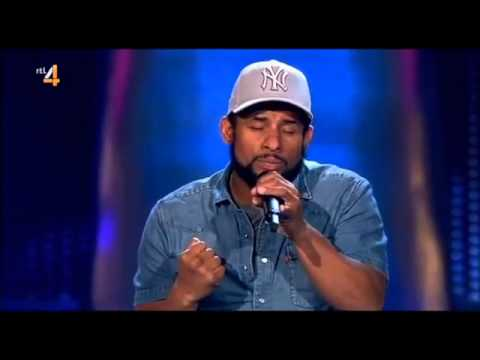 Mitchell Brunings Le Nouveau Bob Marley ?The Voice