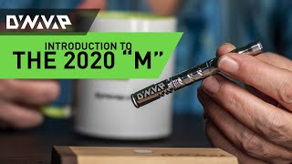 "Video: DYNAVAP ""M"" 2020 - STEEL - STARTER KIT"