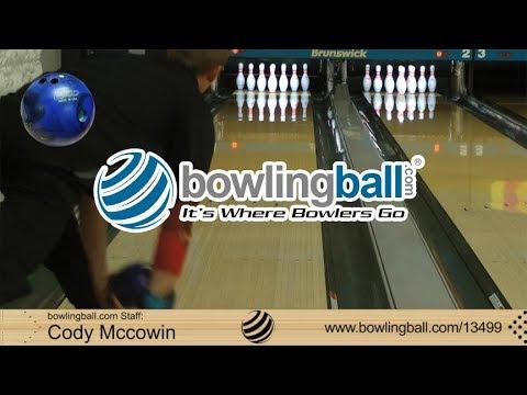 bowlingball.com Columbia 300 Saber Bowling Ball Reaction Video Review