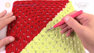 Crochet Granny Squares - 2 Sides of Color