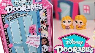 Doorables • Disney • 5, 6, 7 niespodzianek • Frozen • Magiczne drzwi