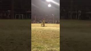Patrón de Corralejo vs Andariego de Tlalixtac...