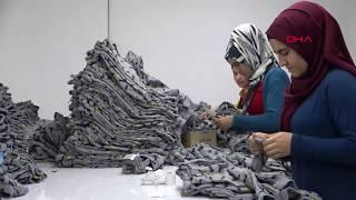 Gambar cover Erciş'te ürettikleri tekstil ürünlerini İstanbul'da pazarlıyorlar