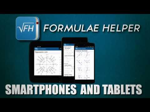 Mediant's Formulae Helper - Android Application  [ENG]