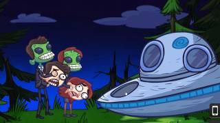 TrollFace Quest: TV Shows -- Level 6 Walkthrough
