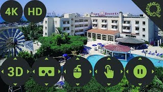 3D Hotel Crown Resorts Henipa. Cyprus, Larnaca - Project 360Q
