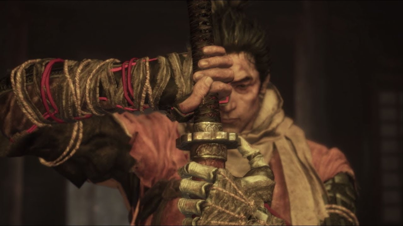 Sekiro: Shadows Die Twice - TGS Trailer