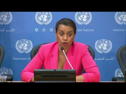 Elayne Whyte Gómez on the Treaty on Prohibition of Nuclear Weapons - Press Conference (6 July 2017)