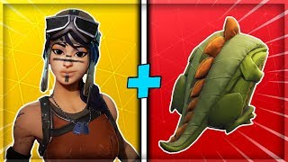 THE COMBOS OF SKINS THE MORE RARE FORTNITE Battle Royale