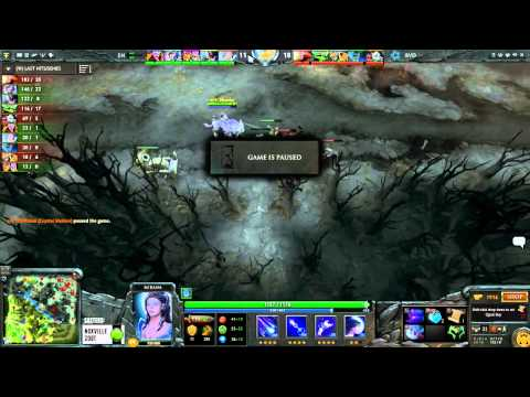 Bravado Gaming vs Energy eSports [South African DotA2 Showmatch Game 1]