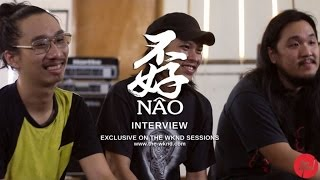 NAO   Interview (Live on The Wknd Sessions, #87)