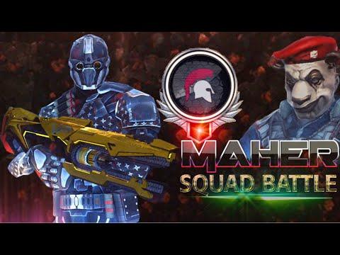 MC5 SQUAD BATTLE Anxiety VS TAK TAK TAK (MOR MAHER)