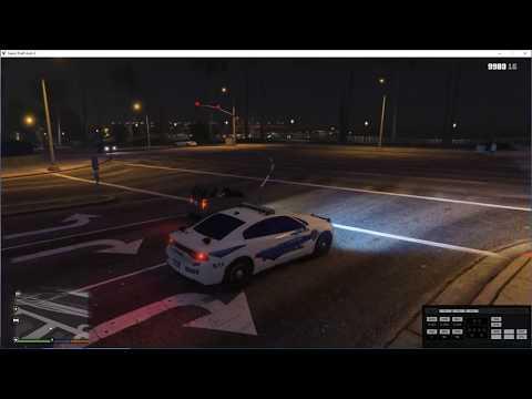 LSPDFR GTA 5 CHARGER PATROL PORT ARTHUR TX POLICE