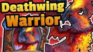 Deathwing Dragon Control Warrior - Top 400 Legend - Hearthstone Descent Of Dragons