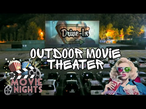 drive-in-movie-theaters-become-more-popular-due-to-#covid-19-ㅣ-포천차동차극장-#socialdistancing-#southkorea