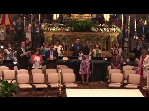 Jesus Christ, is risen today (2017 )