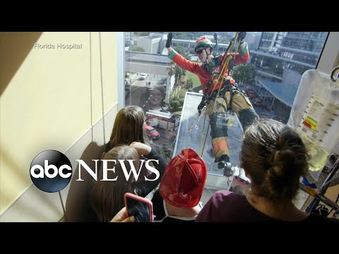 Billy and Julie - News You Need: Elves Bring Cheer To Patients
