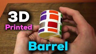 Brain Model Puz Cylinder Cube - Biosciencenutra