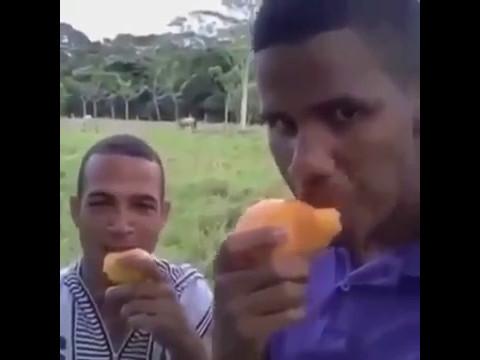 Welinton Kiu El Campeón - Comiendo Mango - YouTube