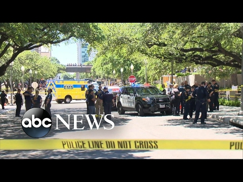 Tragedy at the University of Texas' Austin campus