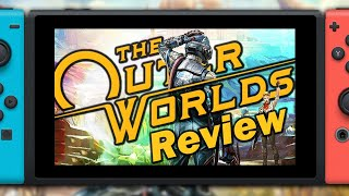 The Outer Worlds Nintendo Switch Review (Video Game Video Review)