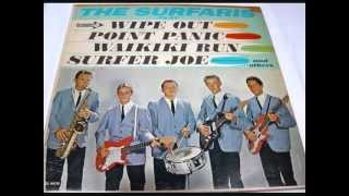 "The Surfaris - ""Wipe Out"" as C7 blues backing track"