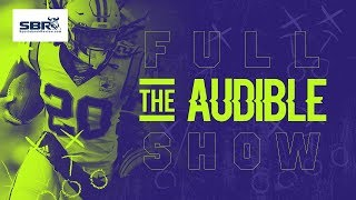 NFL Week 2 Picks & Injury Report | NFL Opening Lines, Early Odds & Predictions | The Audible
