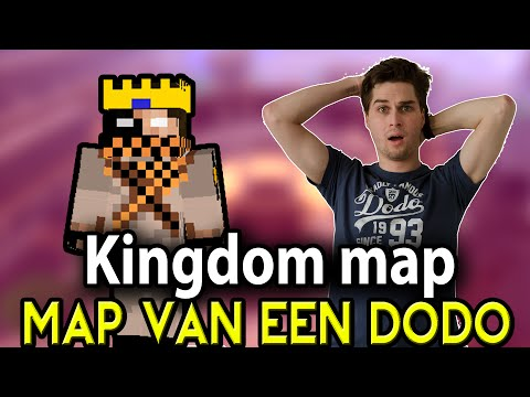 CUSTOM KINGDOM MAP! - Map van een Dodo!