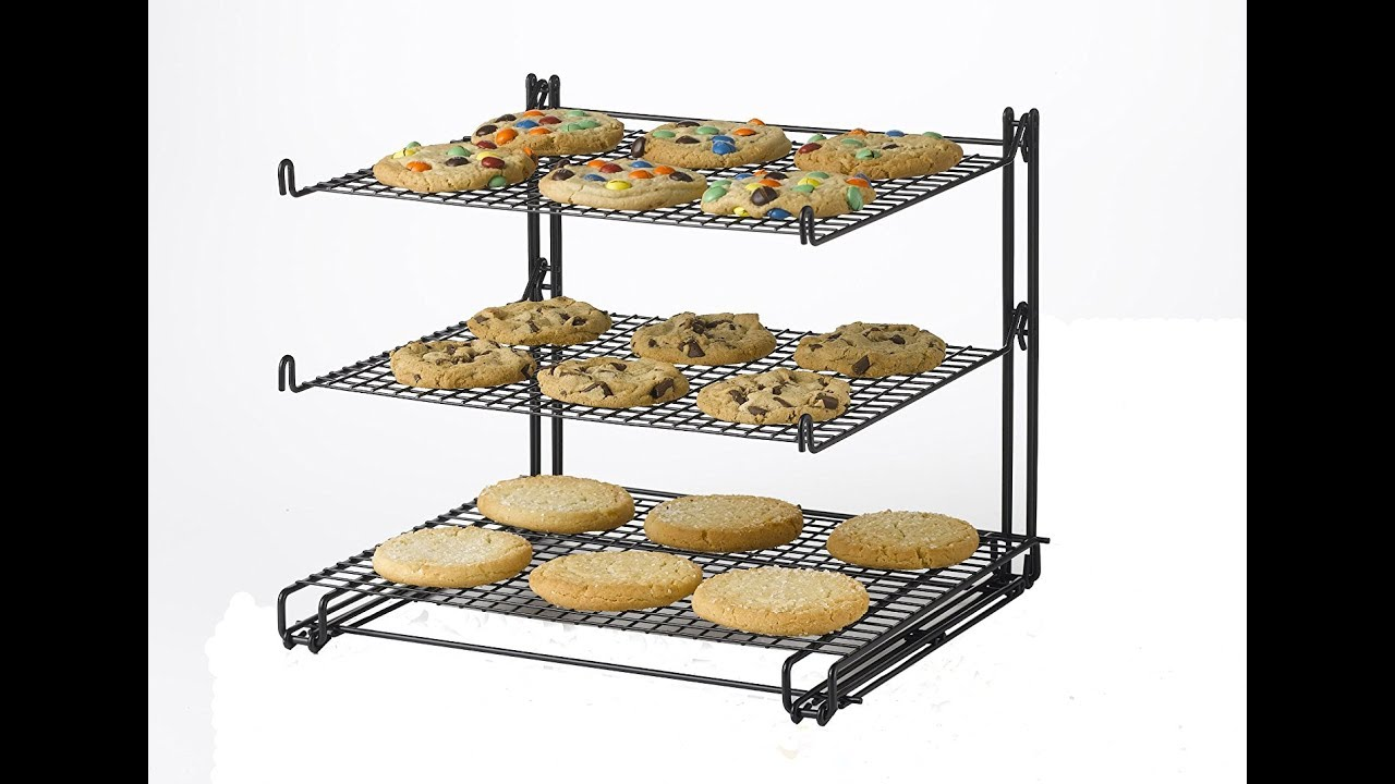 Review Betty Crocker 3 Tier Cooling Rack
