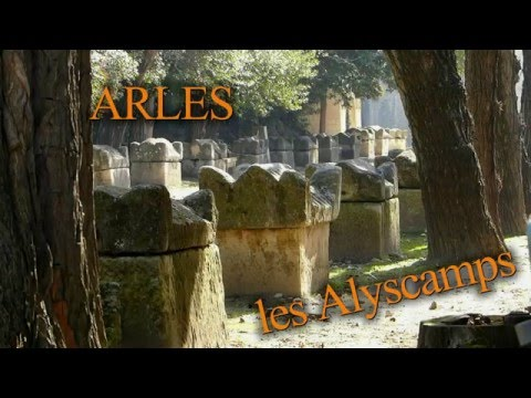 Arles, les Alyscamps