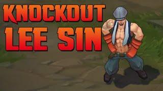 Knockout Lee Sin | Skin Spotlight [GER][HD]