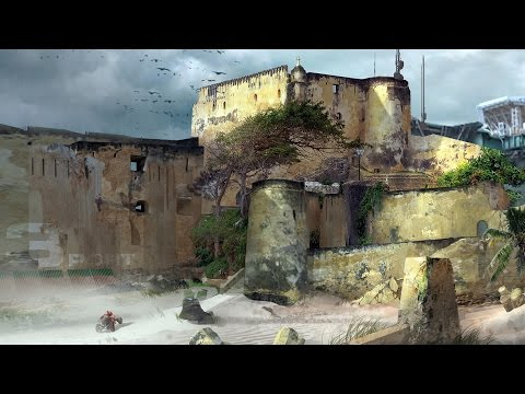 'Zanzibar' ('Stonetown') 1-Flag CTF Gameplay Footage – Halo: The Master Chief Collection – IGN First