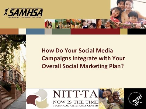 How Do Your Social Media Campaigns Integrate with Your Overall Social Marketing Plan?