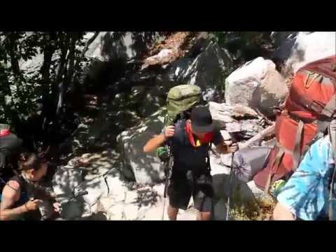 video:SolQuest Yosemite High Country SolJourn 2014