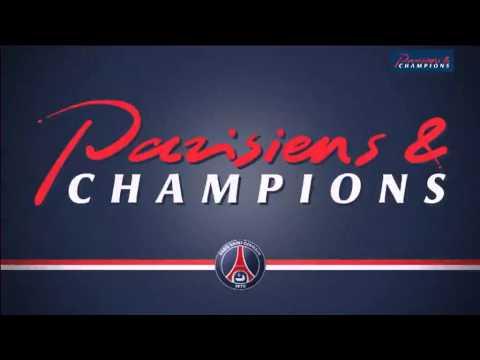Après-match Paris Saint-Germain contre Stade Brestois
