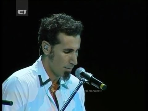 Serj Tankian live at Yerevan 2010-08-12