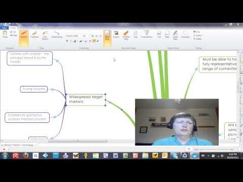 Mind, Map and Strategy with Fiona Charles