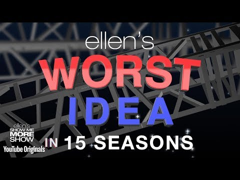 Ellen's Worst Idea in 15 Seasons