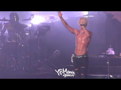 Taeyang - Eyes, Nose, Lips Encore (141011 RISE CONCERT in SEOUL)