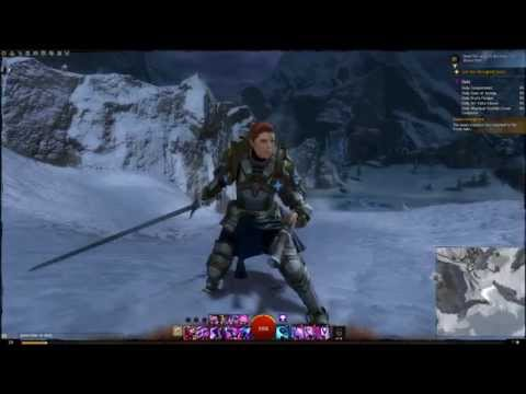 Guild wars royal guard outfit anniversary event youtube