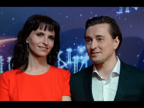 Sergei Bezrukov and Anna Mathison become parents