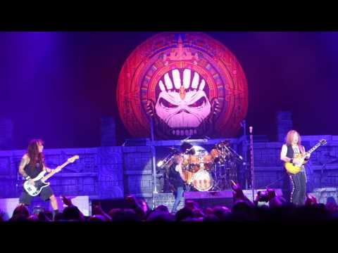Iron Maiden - The Red and the Black Live @ Barclaycard Arena Birmingham 21.5.2017
